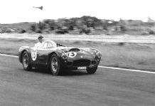 HWM Jaguar - 1954 Goodwood 25.9.54 Abecassis